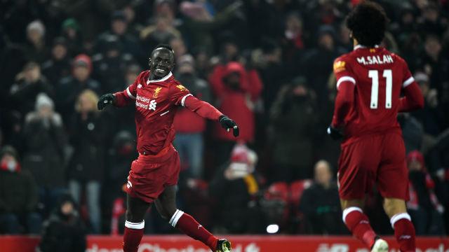Salah formunu sürdürdü, Liverpool galibiyete koştu