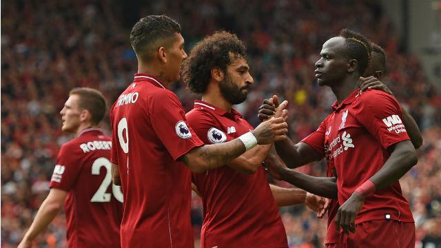 Liverpool'dan acımasız başlangıç