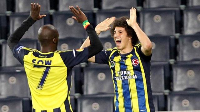 İmza için 'Uçan' Fenerbahçeli!