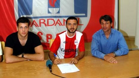 Dardanelspor'da Transfer