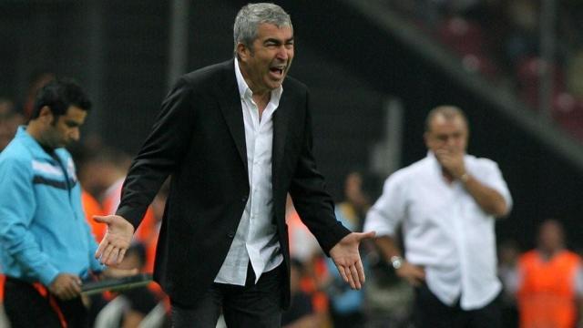 'Galatasaray maçından puan almak istiyoruz'