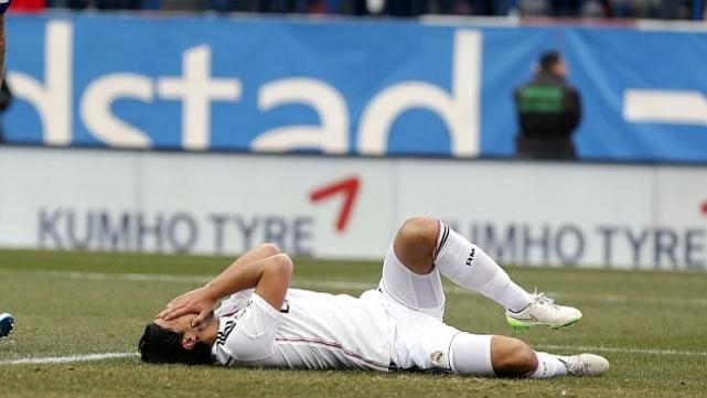 Real Madrid'de bir şok daha!