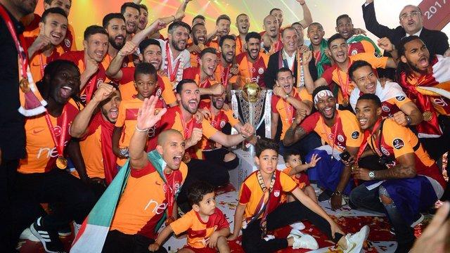 Galatasaray, Şampiyonlar Ligi'ne kabul edildi