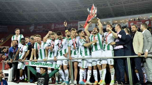 Türkiye Kupası Konyaspor'un!