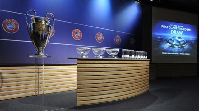 Şampiyonlar Ligi'nde ilk kuralar çekildi