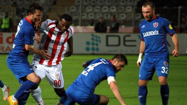 PTT 1. Lig'de zirve tekrar Karabükspor'un