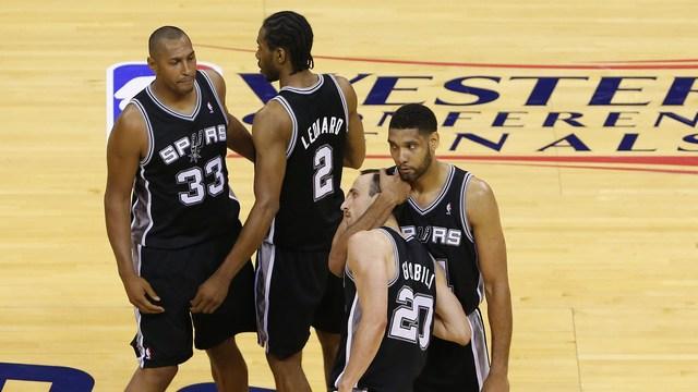 San Antonio Spurs Basketbol Takımı @ Mackolik.com