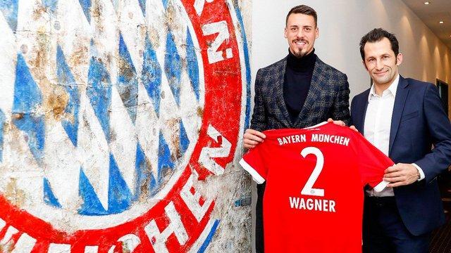 İşte Bayern'in yeni golcüsü