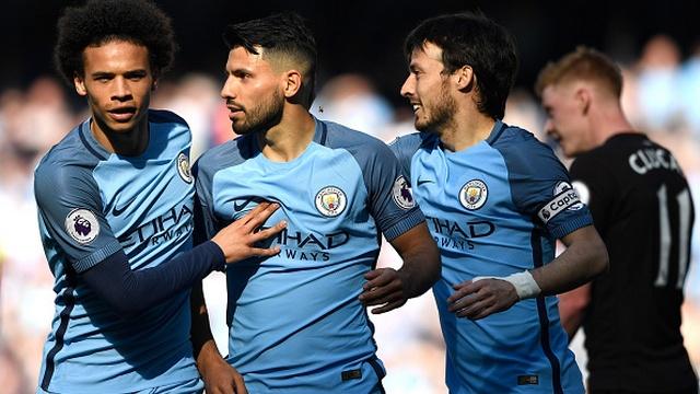 Man City'nin üç puan hasreti bitti!