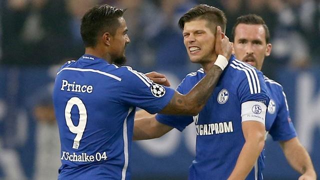 Schalke Huntelaar'a duacı!