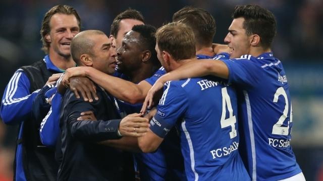 Schalke, sahasında düelloyu kazandı