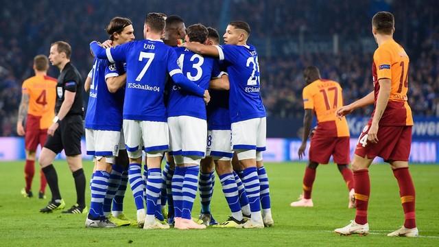 'Schalke için bir gol galasıydı'