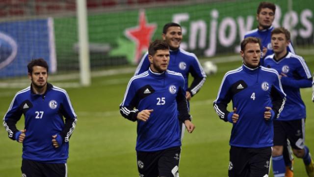 Schalke'nin Muhtemel 11'i