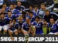 Süper Kupa Schalke'nin