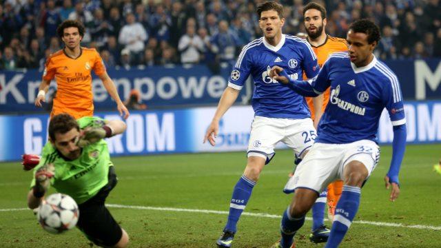 Schalke'de şok sakatlık!