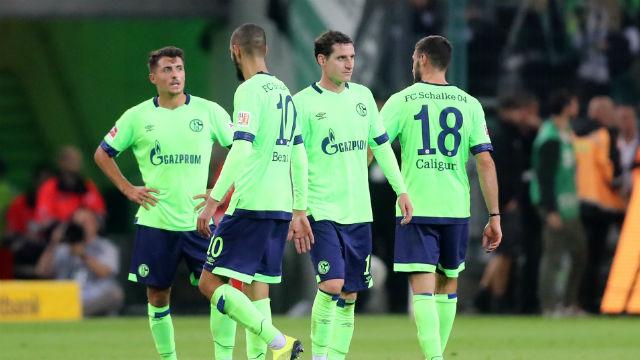 Schalke 04 puana hasret