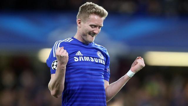 Chelsea rahat...