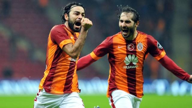 Galatasaray gözünü zirveye dikti