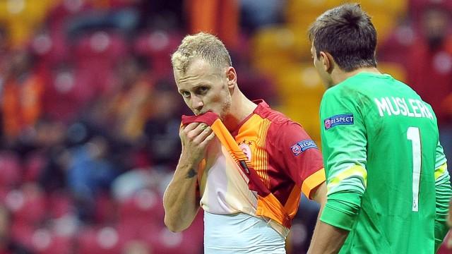 Galatasaray'da Semih şoku!