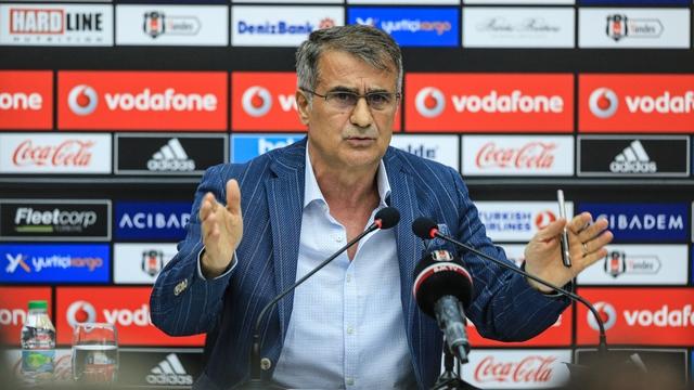 Şenol Güneş: Beşiktaş'a ait biriyim!