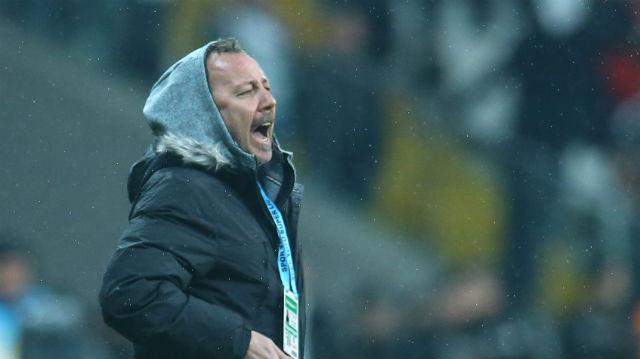 Sergen Yalçın Eskişehirspor'u bıraktı