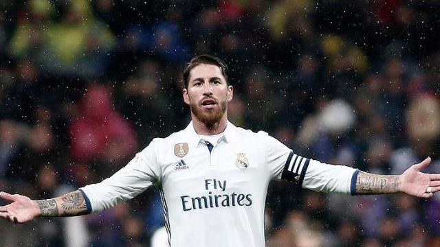 Ramos'tan transfer harekatı