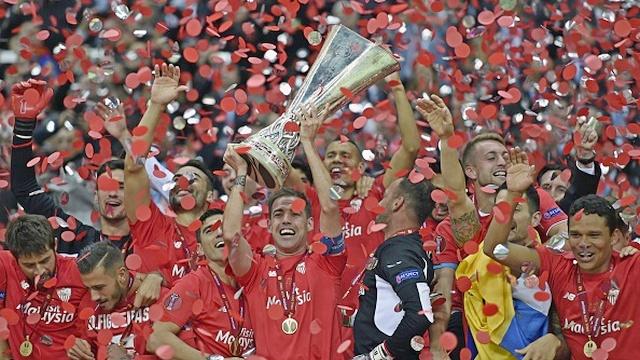 UEFA Avrupa Ligi'ne İspanyol damgası