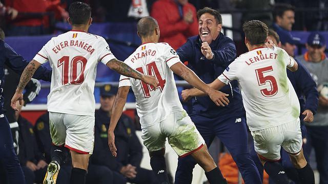 Sevilla'da hüzün ve sevinç