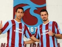 Trabzonspor'da İmza Şov!