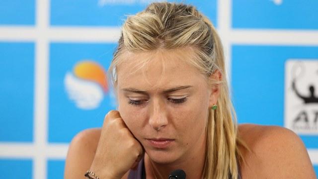 Sharapova antrenörüyle yollarını ayırdı