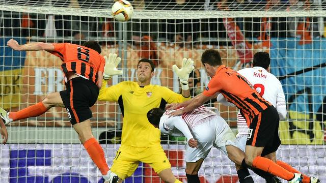 Ukrayna'da gol düellosu