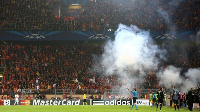 Galatasaray'ın cezası belli oldu