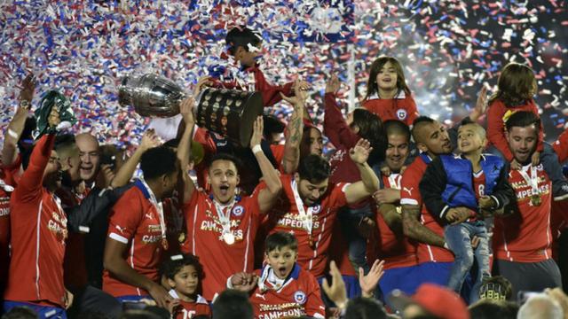 İşte Copa America 2015'in Ayrıntılı Özeti