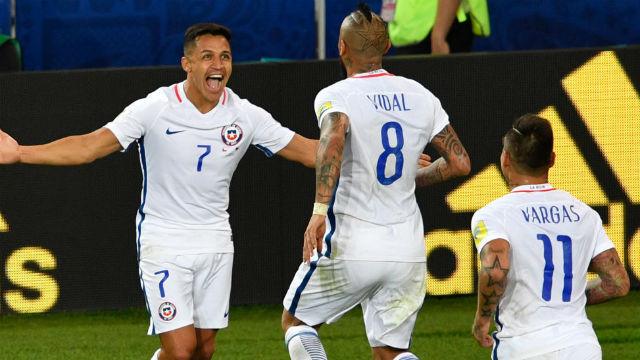 Vidal, Ronaldo hakkında ağır konuştu
