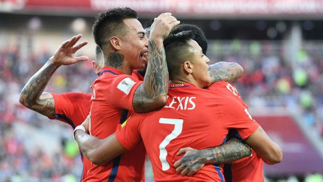 Şili ikinci oldu