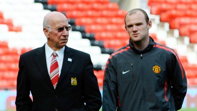 Efsaneden Rooney'e: Endişe etme