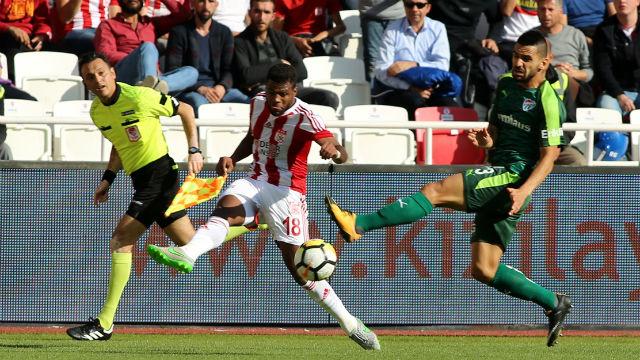Süper Lig'de ilk golsüz maç