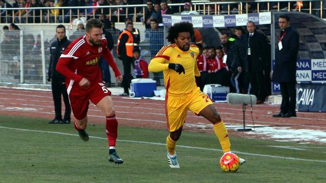 Sivas'tan gol çıkmadı