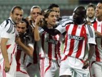 Sivasspor'un yenileri beğenildi