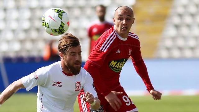 Sivasspor, sahasında Balkesi'i geçemedi
