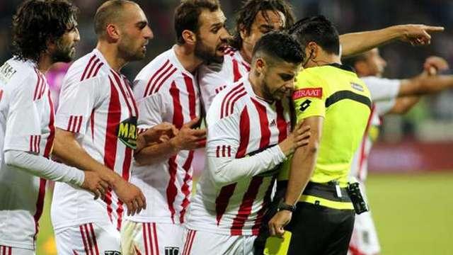 Sivasspor cephesi isyanda!