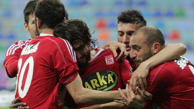 Sivasspor'dan harika geri dönüş!