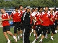 Sivasspor'Da Gözler Intertoto'Da