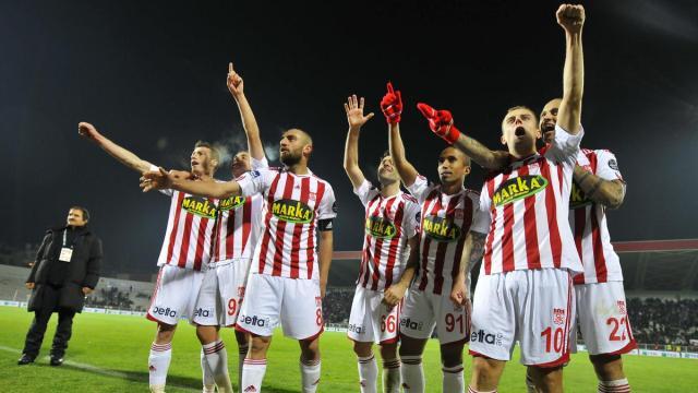 Sivasspor tek golle turladı