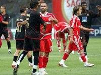 Sivasspor'Un Erken Vedasi