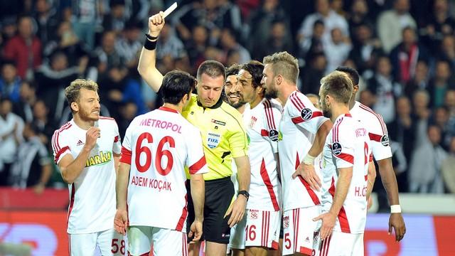 Sivasspor'da tam 6 ayrılık!
