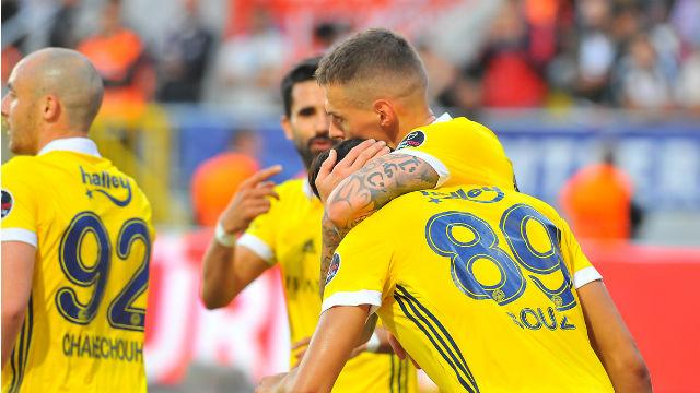 Fenerbahçe son 14 sezonda 8. kez