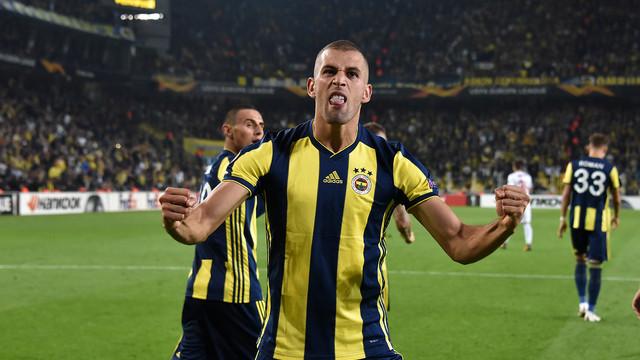 Slimani yıldızlaştı, Fenerbahçe kazandı