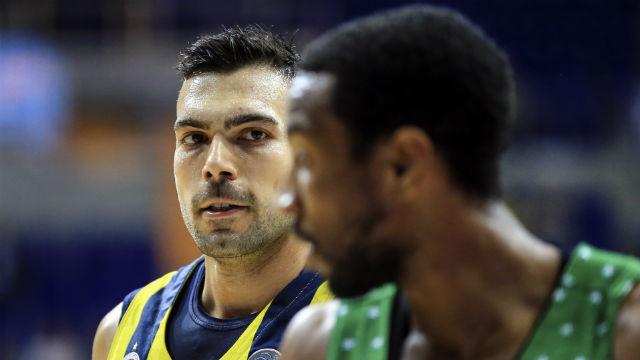 İlk raund Fenerbahçe'nin