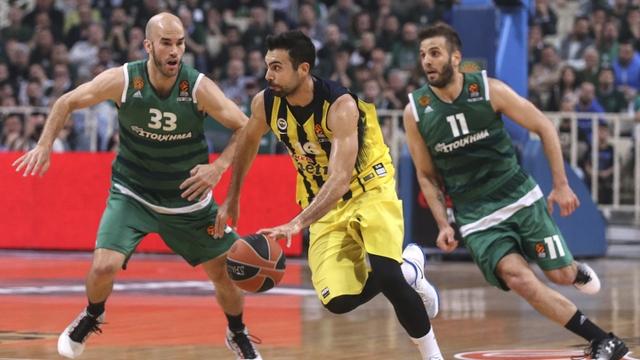 Fenerbahçe Final Four'a göz kırptı